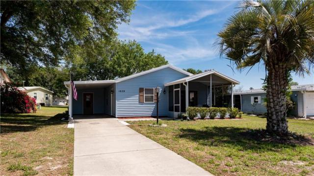 1629 Pinehurst Drive, The Villages, FL 32159 (MLS #G5014179) :: Realty Executives in The Villages