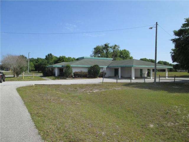 2294 (HWY 301) /CTY RD 526E, Sumterville, FL 33585 (MLS #G5014209) :: Mark and Joni Coulter | Better Homes and Gardens