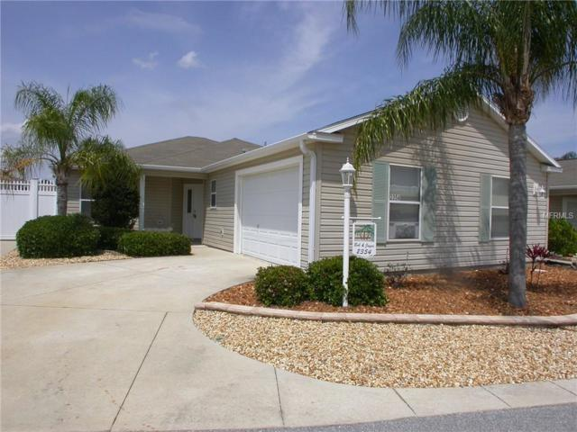 2354 Camden Terrace, The Villages, FL 32162 (MLS #G5014309) :: Realty Executives in The Villages