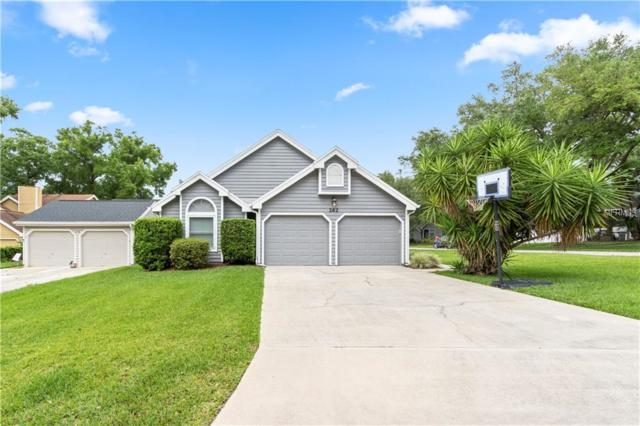 262 Blackwater Place, Longwood, FL 32750 (MLS #G5014496) :: RE/MAX Realtec Group