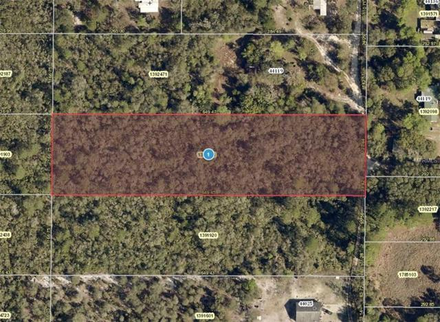 Jeffrey Road, Deland, FL 32720 (MLS #G5014512) :: Burwell Real Estate