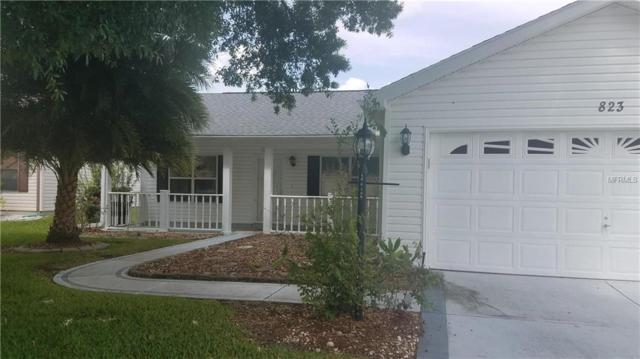 823 Ramos Drive, The Villages, FL 32159 (MLS #G5014593) :: Realty Executives in The Villages