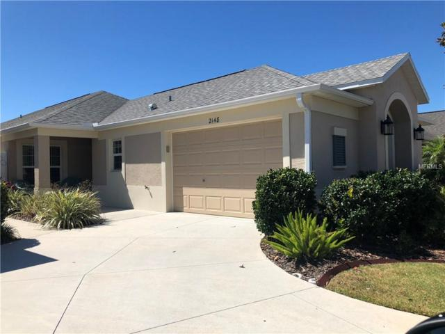 2148 Sandalwood Place, The Villages, FL 32163 (MLS #G5014908) :: Realty Executives in The Villages