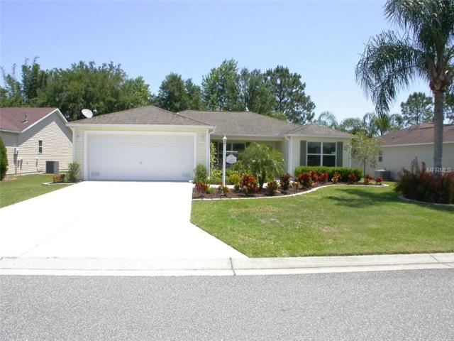 2076 Harston Trail, The Villages, FL 32162 (MLS #G5014999) :: Realty Executives in The Villages