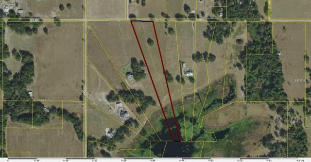 0 Cr 204, Oxford, FL 34484 (MLS #G5015094) :: Team Bohannon Keller Williams, Tampa Properties