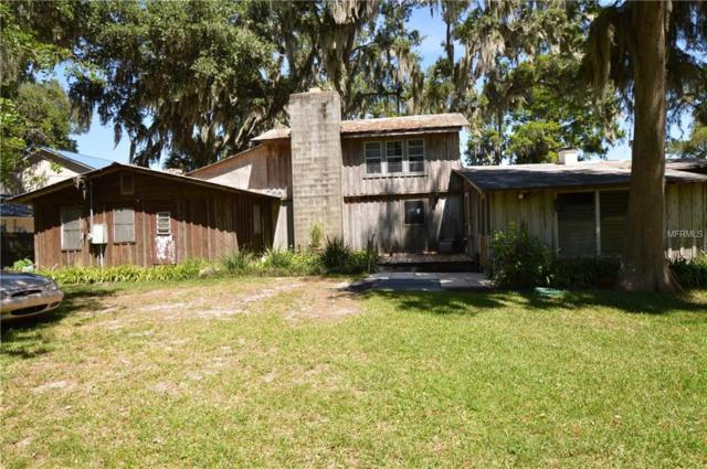 35416 Cross Street, Fruitland Park, FL 34731 (MLS #G5015192) :: Team Bohannon Keller Williams, Tampa Properties