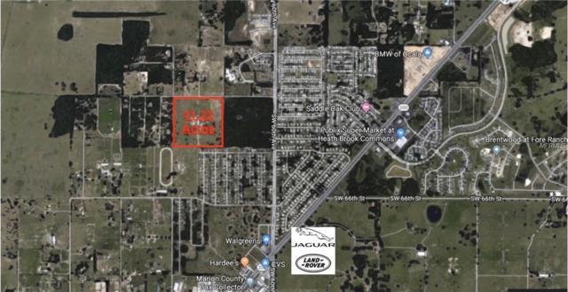 6280 SW 59TH Street, Ocala, FL 34474 (MLS #G5015238) :: Team Bohannon Keller Williams, Tampa Properties