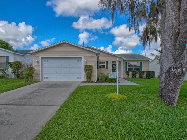 8125 SE 174TH BELHAVEN Loop, The Villages, FL 32162 (MLS #G5015279) :: Realty Executives in The Villages