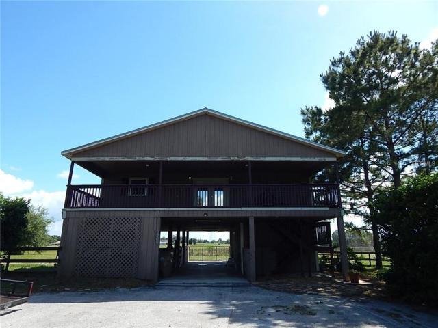 10200 Gopher Road, Howey in the Hills, FL 34737 (MLS #G5015390) :: Team Bohannon Keller Williams, Tampa Properties