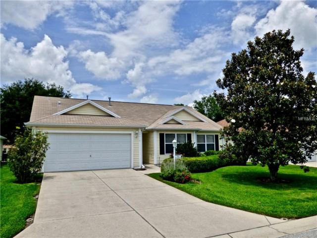 17416 SE 71ST CURRITUCK Terrace, The Villages, FL 32162 (MLS #G5015409) :: Realty Executives in The Villages