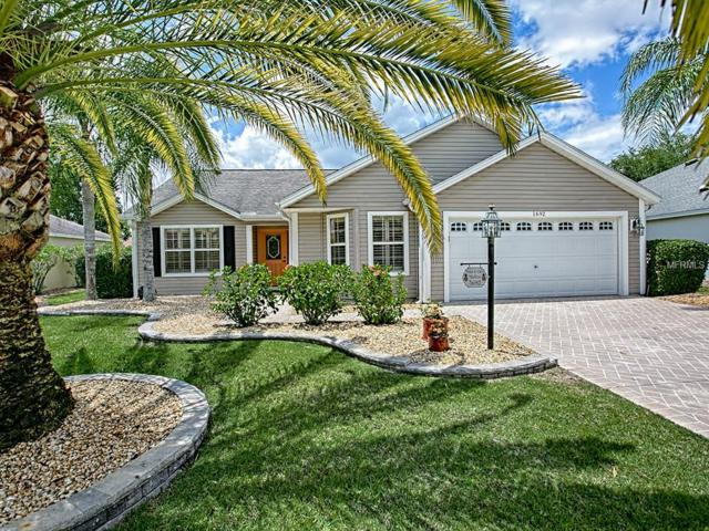 1692 Van Buren Way, The Villages, FL 32162 (MLS #G5015572) :: Realty Executives in The Villages