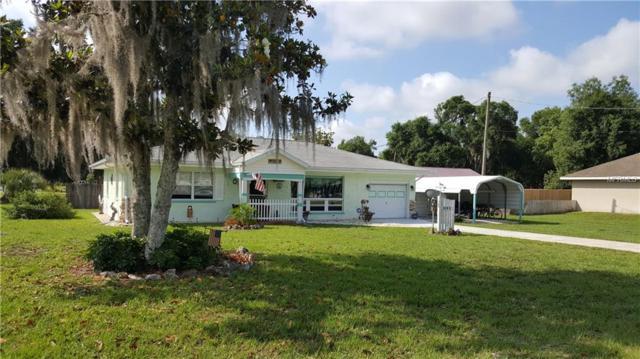 1133 Cr 437, Lake Panasoffkee, FL 33538 (MLS #G5015591) :: Gate Arty & the Group - Keller Williams Realty
