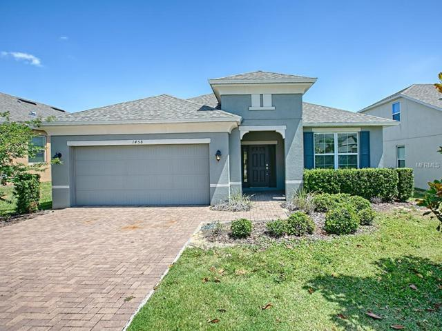 1458 Westbury Drive, Clermont, FL 34711 (MLS #G5015625) :: Team Bohannon Keller Williams, Tampa Properties