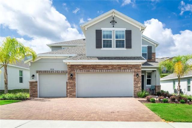 2438 Hastings Boulevard, Clermont, FL 34711 (MLS #G5015696) :: The Duncan Duo Team