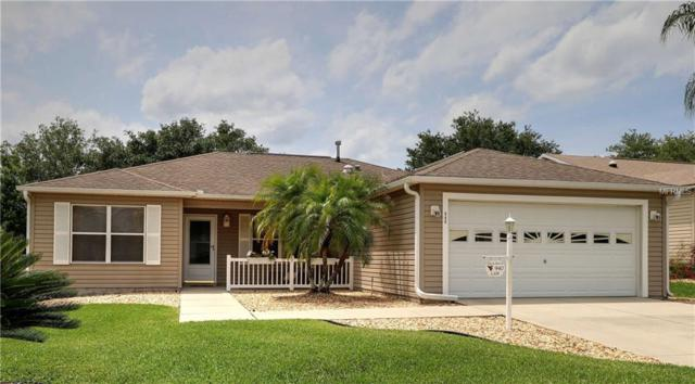 940 Kenova Avenue, The Villages, FL 32162 (MLS #G5015703) :: Realty Executives in The Villages