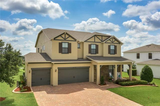4177 Longbow Drive, Clermont, FL 34711 (MLS #G5015704) :: Team Bohannon Keller Williams, Tampa Properties