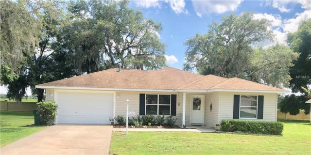 1206 Crabapple Lane, Lady Lake, FL 32159 (MLS #G5015931) :: Team Bohannon Keller Williams, Tampa Properties