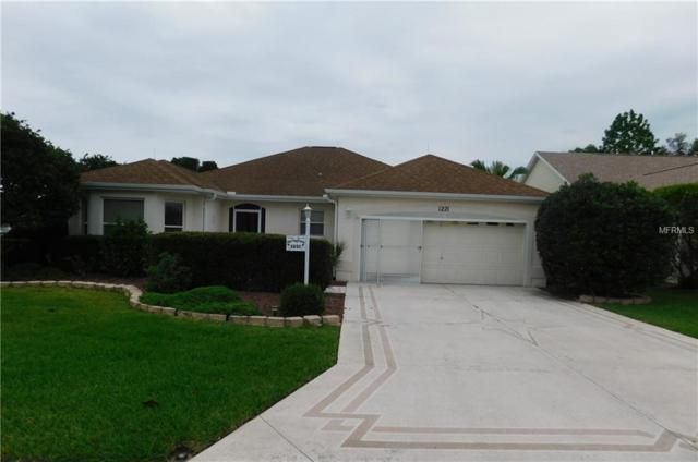 1221 Camero Dr, The Villages, FL 32159 (MLS #G5015944) :: Realty Executives in The Villages