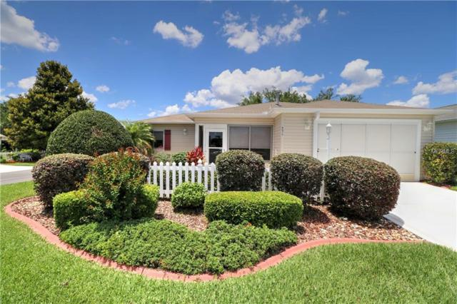 8075 SE 169TH PALOWNIA Loop, The Villages, FL 32162 (MLS #G5015995) :: GO Realty