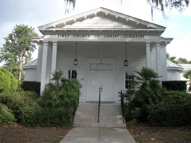 301 S Grove Street, Eustis, FL 32726 (MLS #G5016032) :: Mark and Joni Coulter | Better Homes and Gardens