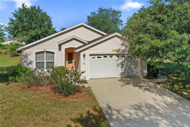 90 Twin Lake Circle, Umatilla, FL 32784 (MLS #G5016052) :: Team Bohannon Keller Williams, Tampa Properties