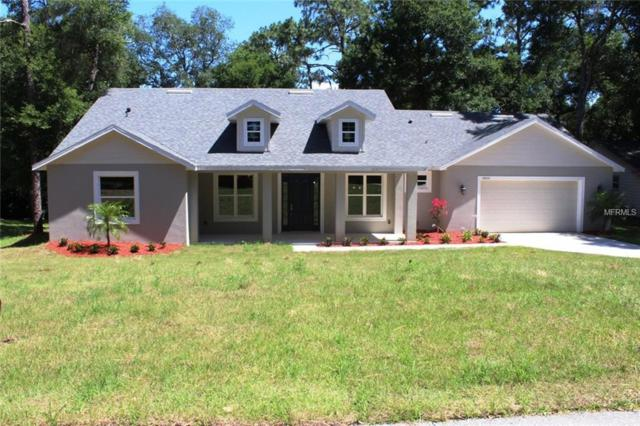 25115 Thornhill Drive, Mount Plymouth, FL 32776 (MLS #G5016077) :: The Duncan Duo Team