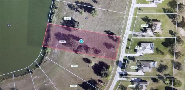 Lot 31 Barrington Drive, Eustis, FL 32736 (MLS #G5016110) :: The Duncan Duo Team