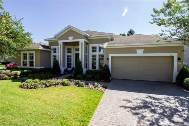 532 Courtlea Cove Avenue, Winter Garden, FL 34787 (MLS #G5016212) :: Mark and Joni Coulter | Better Homes and Gardens