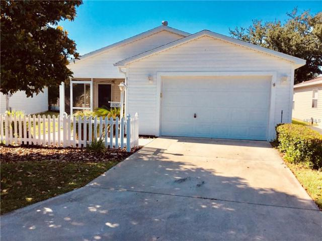 8197 SE 169TH PALOWNIA Loop, The Villages, FL 32162 (MLS #G5016226) :: The Duncan Duo Team
