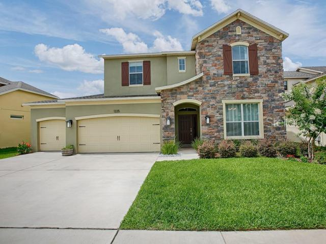 1225 Woods Landing Drive, Minneola, FL 34715 (MLS #G5016287) :: The Duncan Duo Team