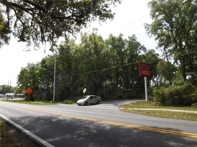 N Dixie Avenue, Fruitland Park, FL 34731 (MLS #G5016439) :: The Duncan Duo Team