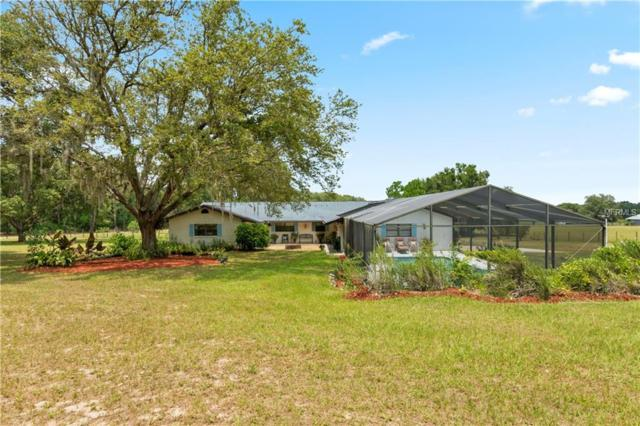 243 Lake Ella Road, Fruitland Park, FL 34731 (MLS #G5016456) :: The Duncan Duo Team