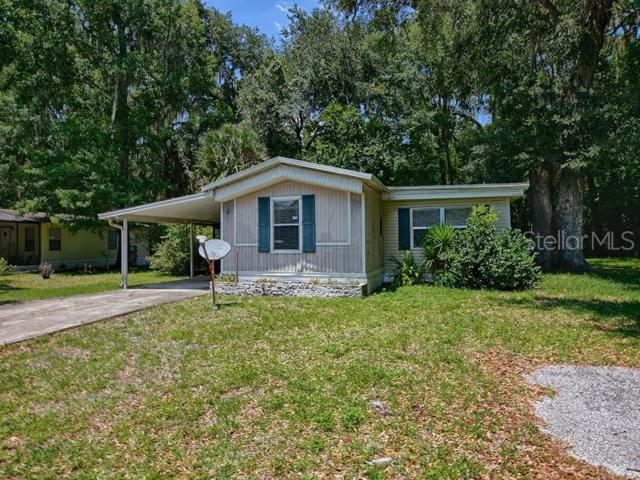 3 Wilderness Drive, Lake Panasoffkee, FL 33538 (MLS #G5016601) :: Griffin Group