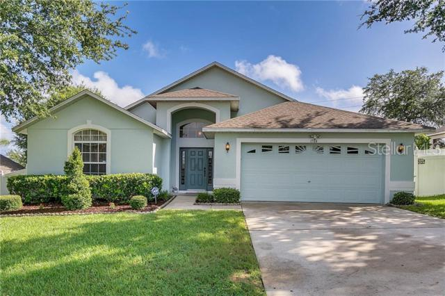 1584 Silhouette Drive, Clermont, FL 34711 (MLS #G5016707) :: The Duncan Duo Team