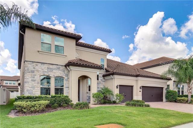 8534 Morehouse Drive, Orlando, FL 32836 (MLS #G5016786) :: The Duncan Duo Team