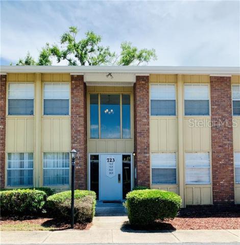723 Perkins Street #102, Leesburg, FL 34748 (MLS #G5016906) :: The Duncan Duo Team