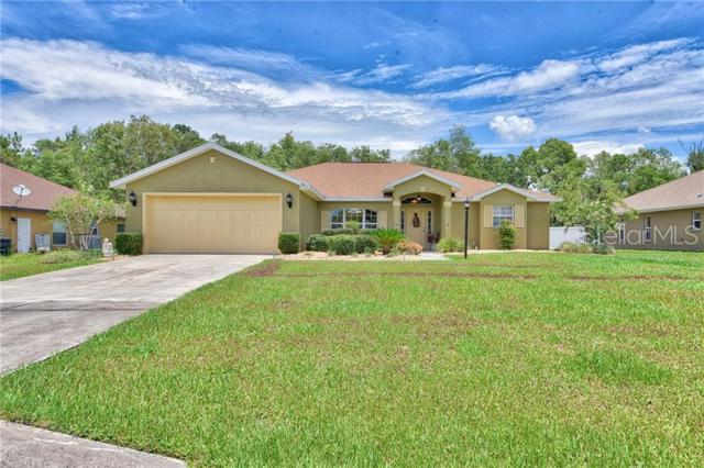 5273 SW 116TH Place, Ocala, FL 34476 (MLS #G5016964) :: The Duncan Duo Team