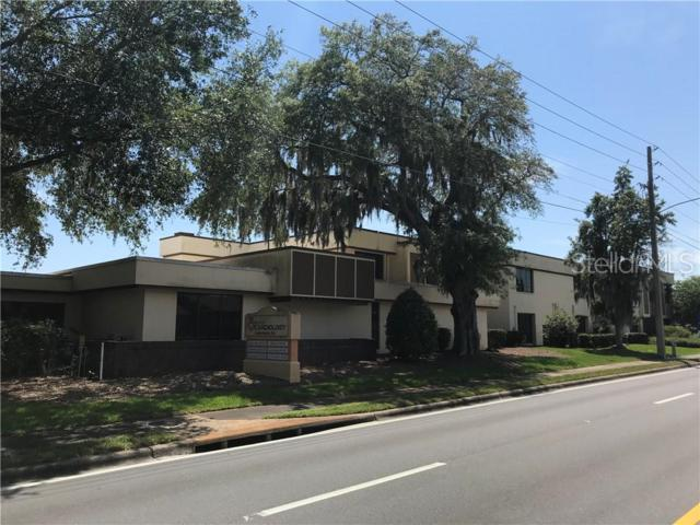 801 E Dixie Avenue 105, 201, 203, Leesburg, FL 34748 (MLS #G5017002) :: Rabell Realty Group
