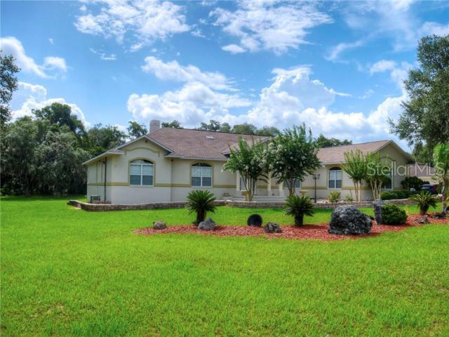 9061 E Sweetwater Drive, Inverness, FL 34450 (MLS #G5017024) :: Godwin Realty Group
