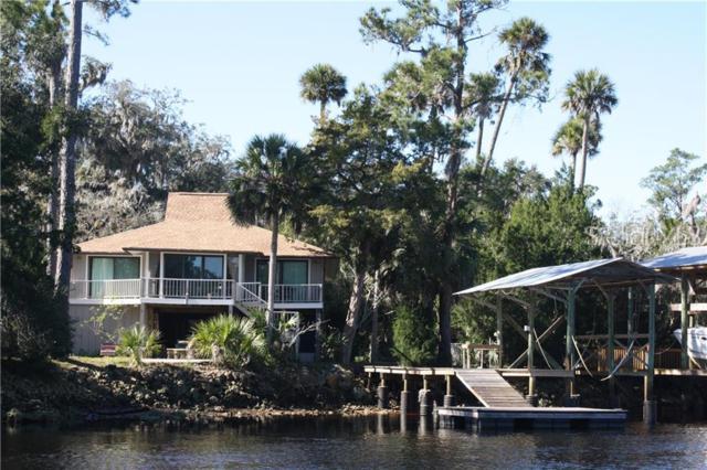 220 Granger Road SE, Steinhatchee, FL 32359 (MLS #G5017038) :: The Robertson Real Estate Group