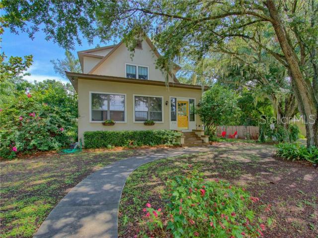 118 E Magnolia Avenue, Howey in the Hills, FL 34737 (MLS #G5017076) :: Cartwright Realty