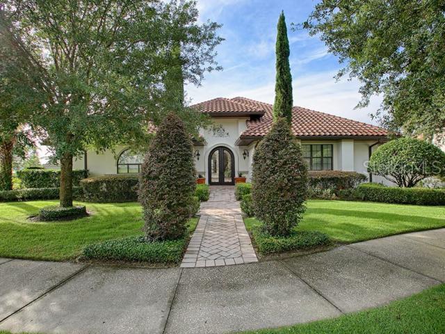 1010 Juliette Boulevard, Mount Dora, FL 32757 (MLS #G5017102) :: McConnell and Associates