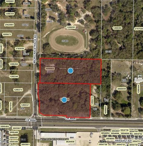 35326 Micro Racetrack Road, Fruitland Park, FL 34731 (MLS #G5017126) :: The Duncan Duo Team