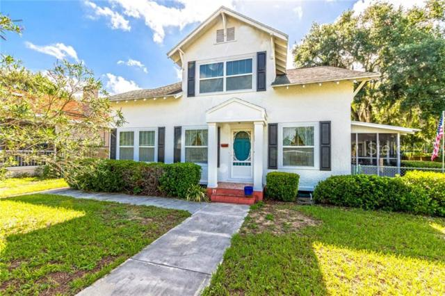 731 S Center Street, Eustis, FL 32726 (MLS #G5017149) :: Team Bohannon Keller Williams, Tampa Properties