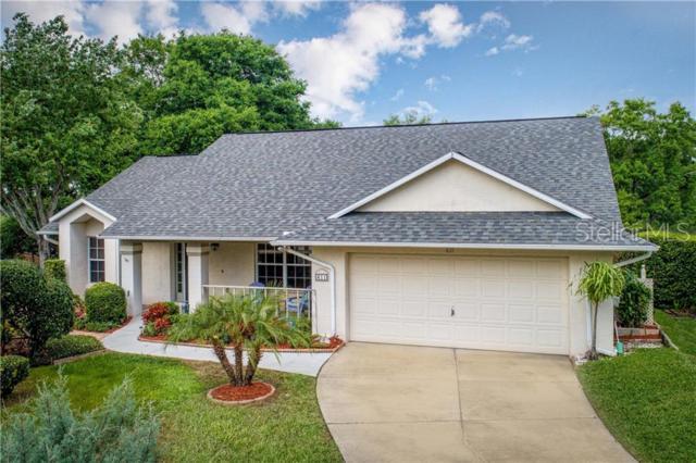 611 Chautauqua Drive, Mount Dora, FL 32757 (MLS #G5017153) :: Cartwright Realty