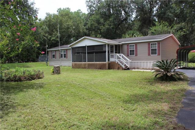 2686 N Cr 470, Lake Panasoffkee, FL 33538 (MLS #G5017154) :: Griffin Group