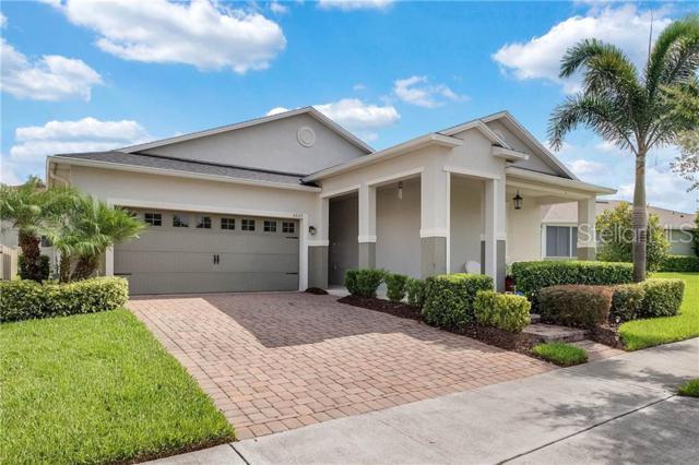 6655 Merrick Landing Boulevard, Windermere, FL 34786 (MLS #G5017162) :: The Light Team