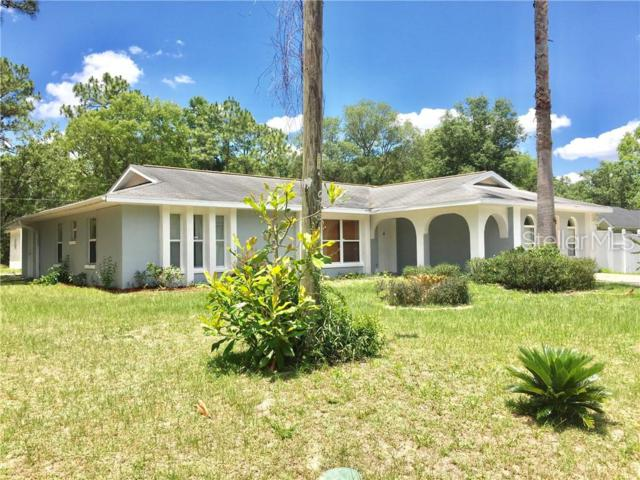 15124 SW 50TH AVENUE Road, Ocala, FL 34473 (MLS #G5017306) :: Lovitch Realty Group, LLC
