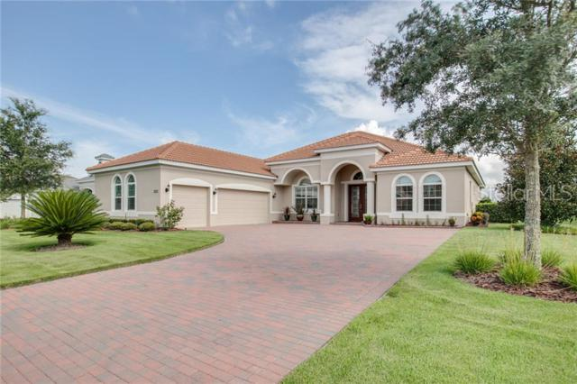 3031 Isola Bella Boulevard, Mount Dora, FL 32757 (MLS #G5017312) :: Burwell Real Estate