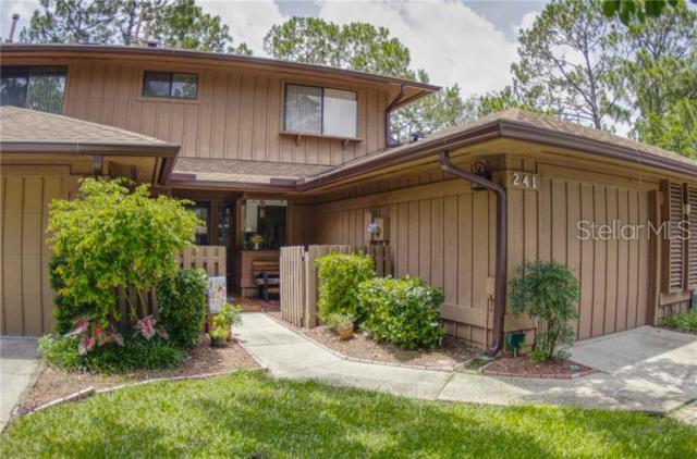 241 Heron Bay Circle, Lake Mary, FL 32746 (MLS #G5017320) :: Advanta Realty